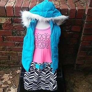 2 items dress & jacket for 6 y/o